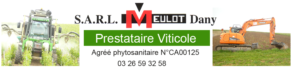 SARL Meulot Dany – Marne – 51