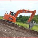 Préparation de terre à vigne Marne